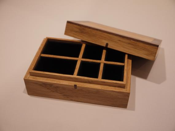 Picture of Gents Cufflink Box