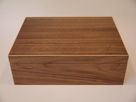 Black Walnut Presentation Box