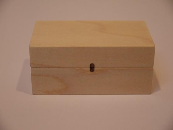 Maple Trinket Box